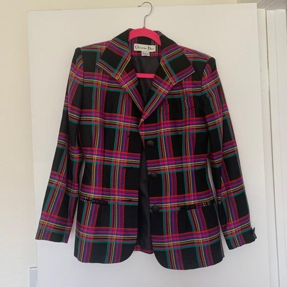 Christian Dior VINTAGE women's blazer